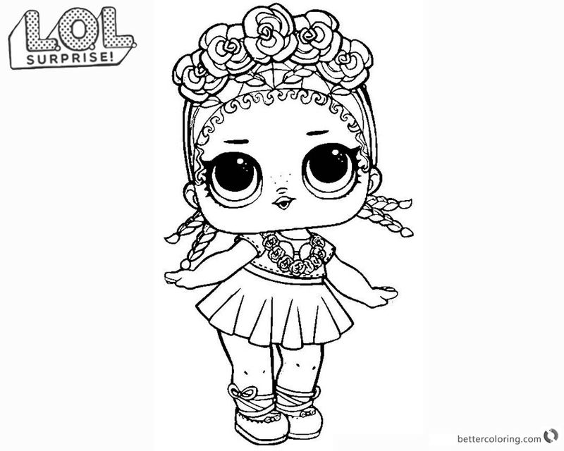 All Lol Coloring Pages