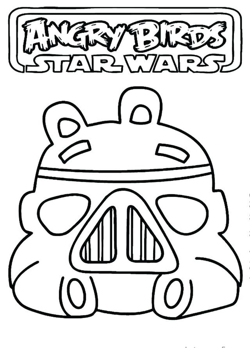 Angry Birds Coloring Pages Images