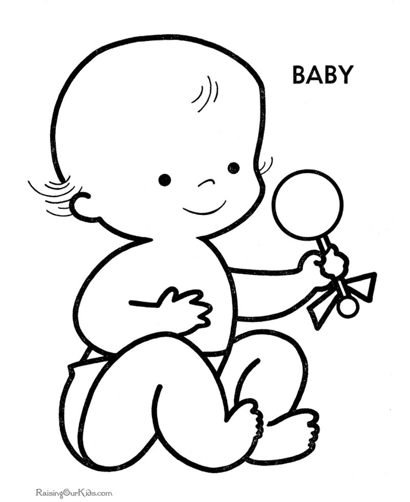 Baby Boss Coloring Pages s