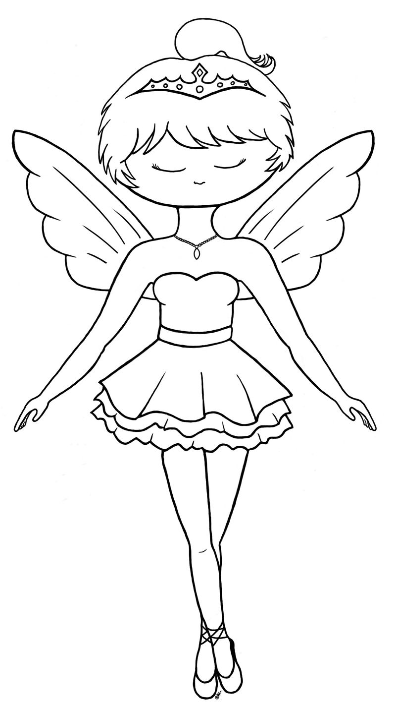 Ballerina Bear Coloring Pages