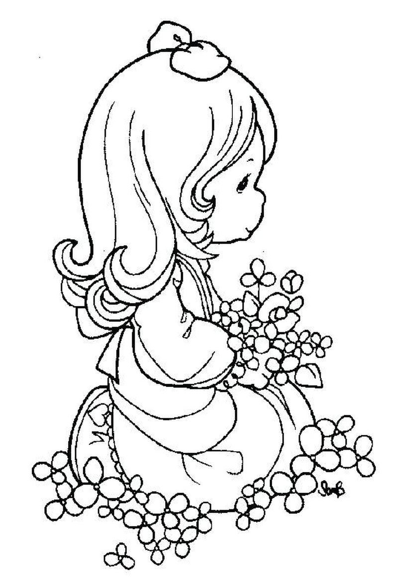 Barbie Coloring Pages Online Free