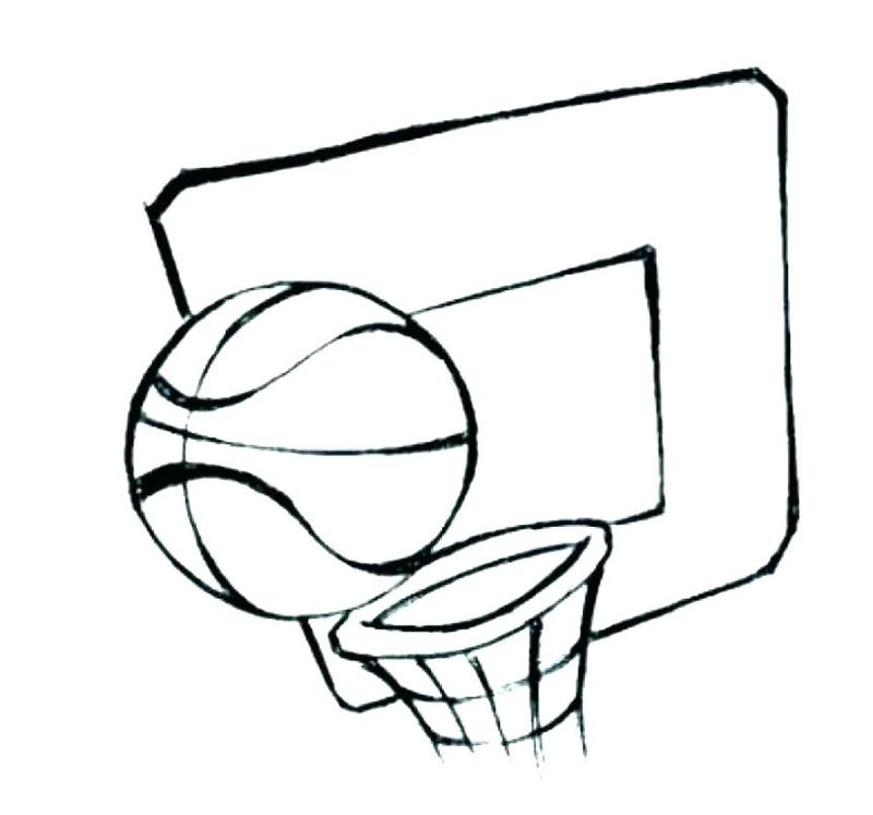 Basketball Player Coloring Pages Stephen Curry
