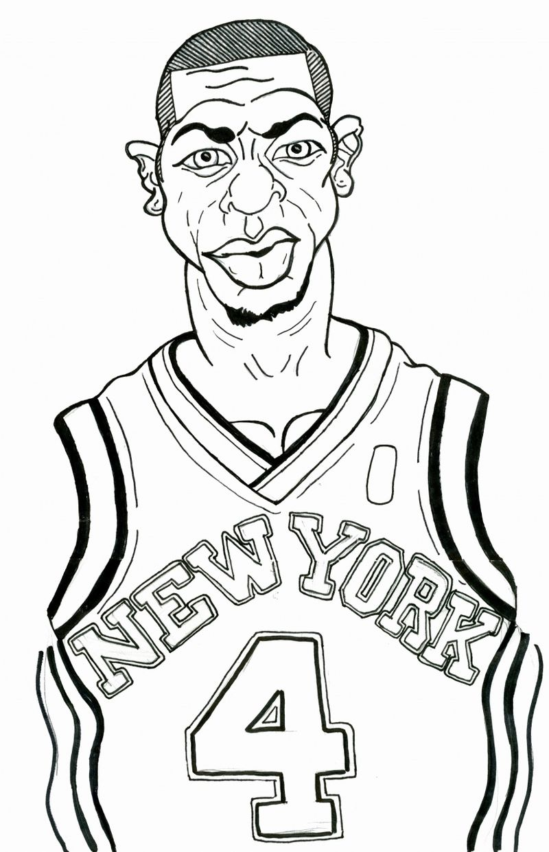 Basketball Team Logos Coloring Pages