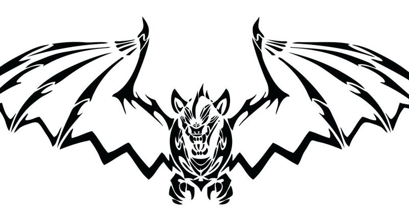 Bat Coloring Pages For Kids To Print