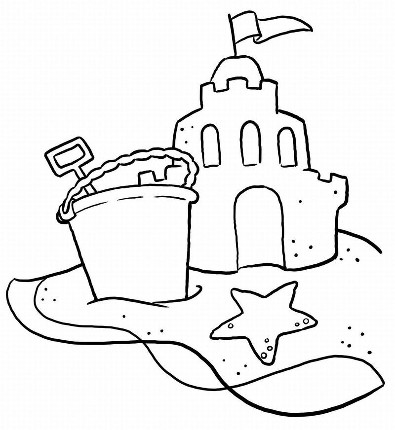 Beach Buggy Racing Coloring Pages
