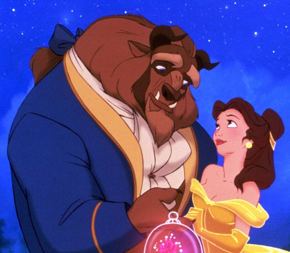Beauty And The Beast Coloring Pages Free pdf