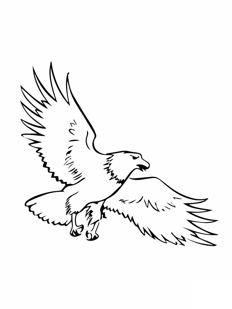 Beyblade Earth Eagle Coloring Pages