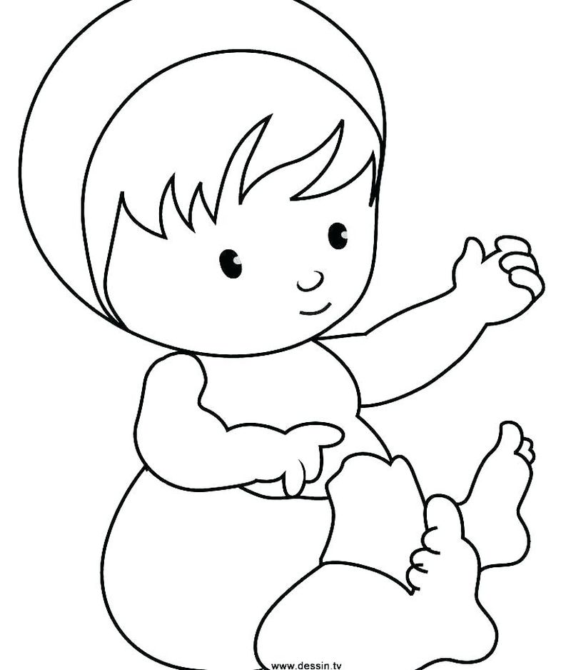 Boss Baby Coloring Pages Printable