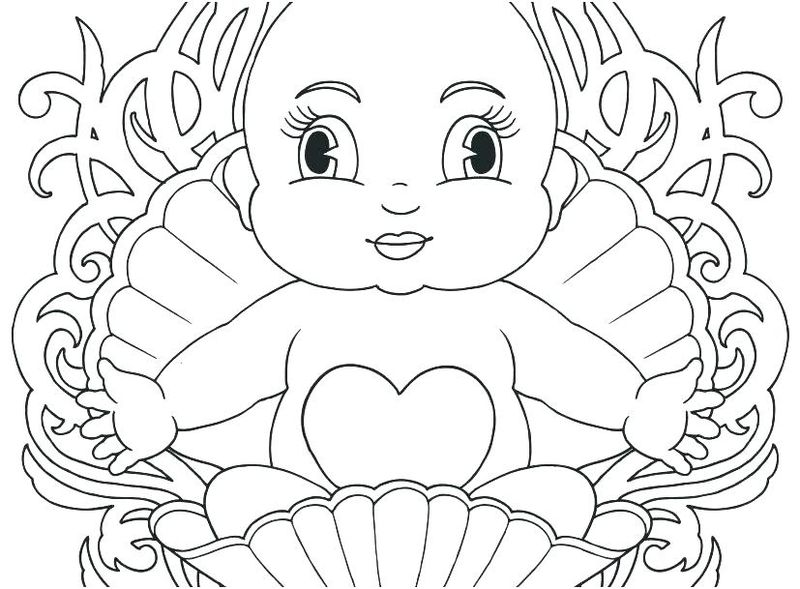 Boss Baby For Coloring Pages