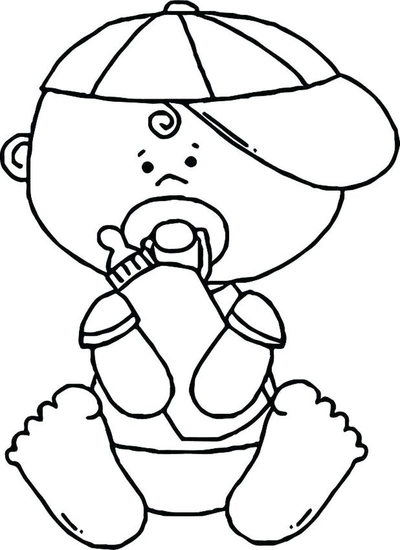 Boss Baby Stacy Coloring Pages