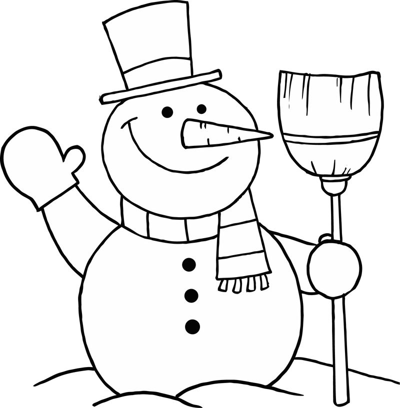 Bumble The Abominable Snowman Coloring Pages