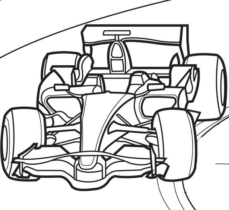 Car Coloring Pages Games