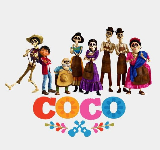 Coco Coloring Pages pdf free