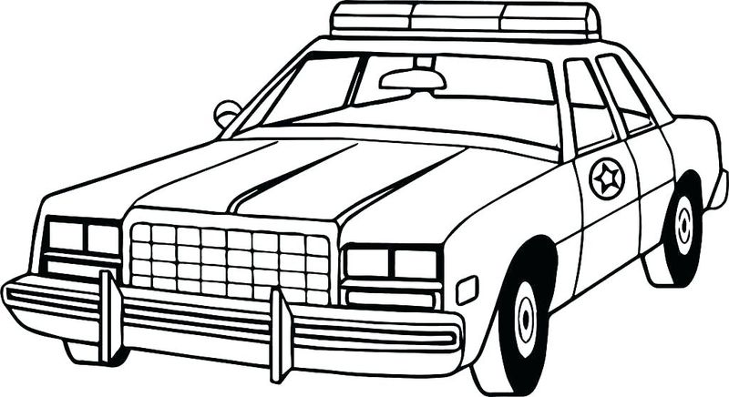 Coloring Pages Car