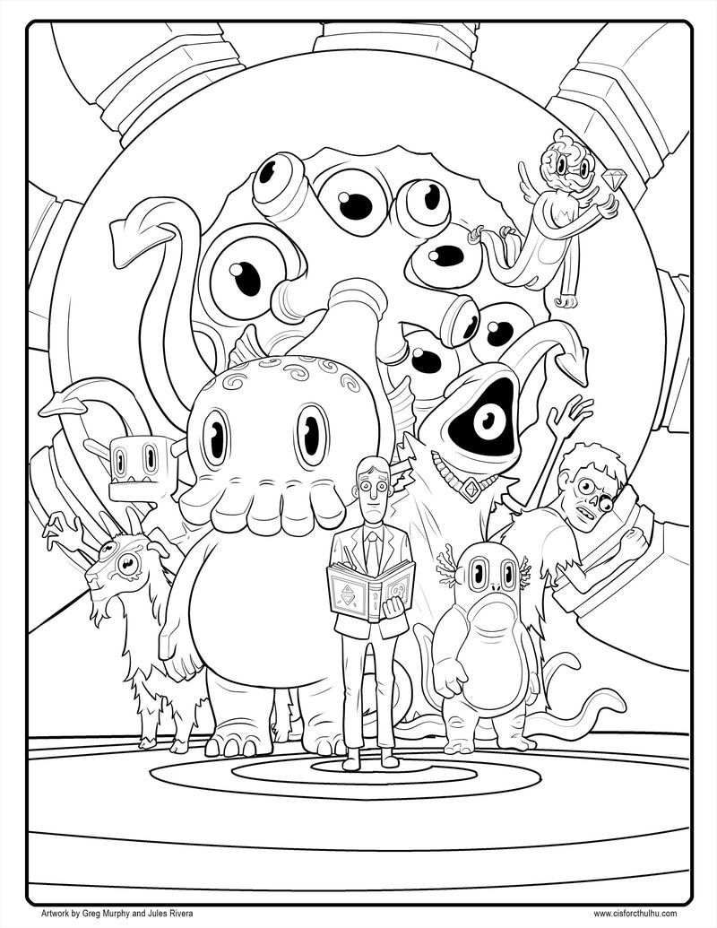Coloring Pages Coco