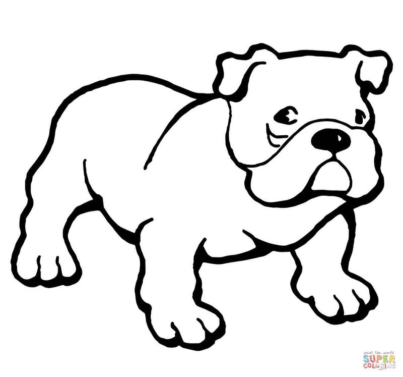 Coloring Pages Disney Dogs