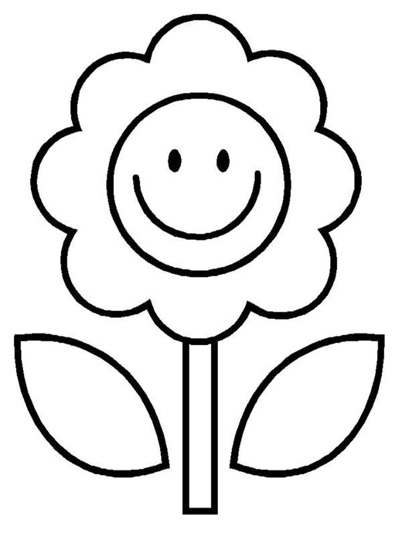 Coloring Pages Hard Flowers