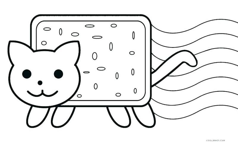 Coloring Pages Of Animals Cats
