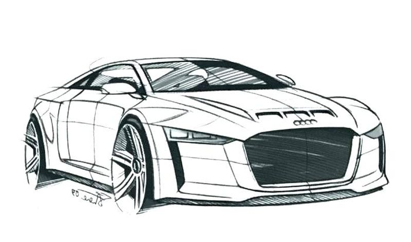 Coloring Pages Of Car