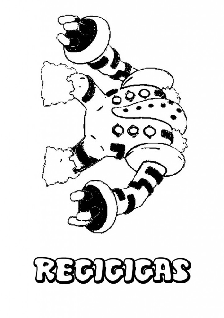 Coloring Pages Pokeman