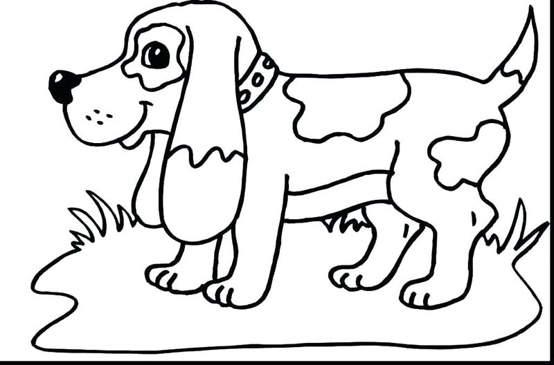 Coloring Pages The Dogs