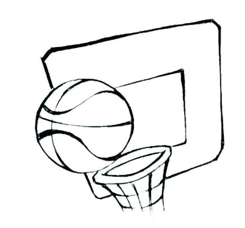 Conquerors Basketball Logo Coloring Pages