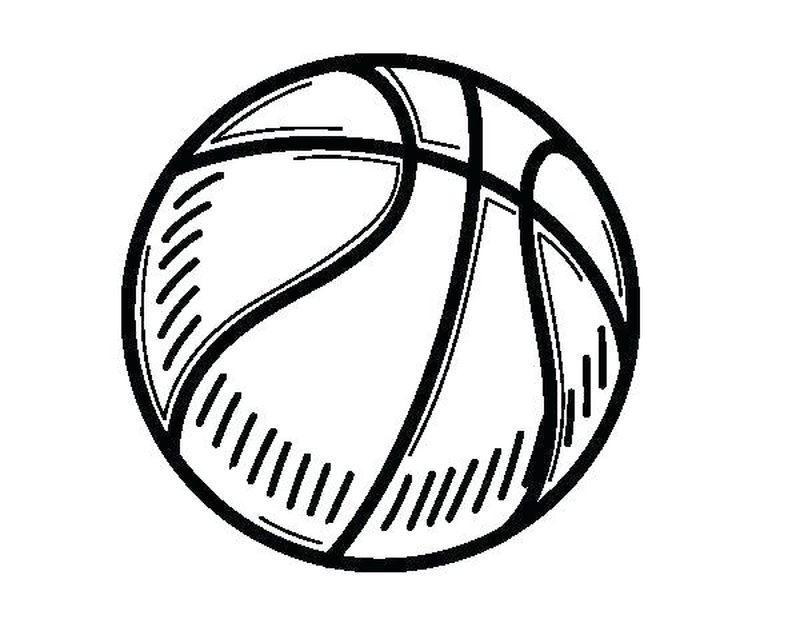 Daffy Duck Coloring Pages Basketball