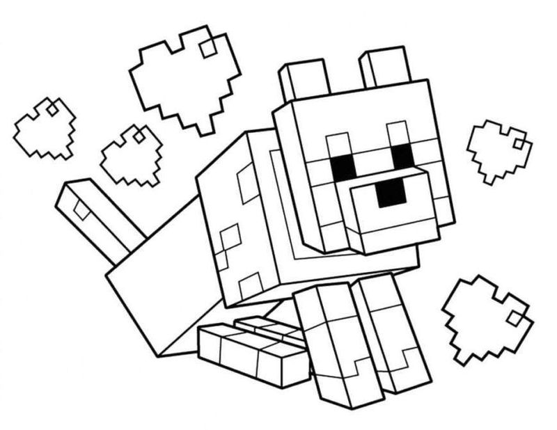 Denis Daily Roblox Coloring Pages