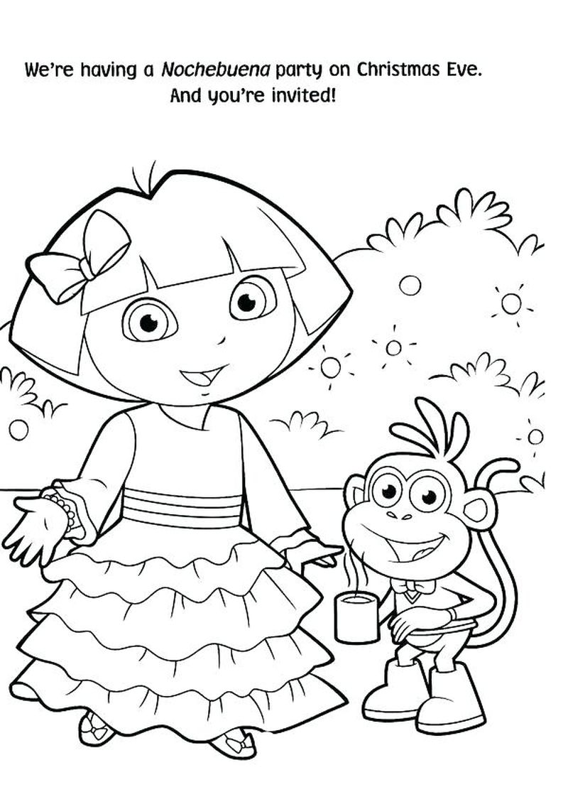 Diego Name Coloring Pages