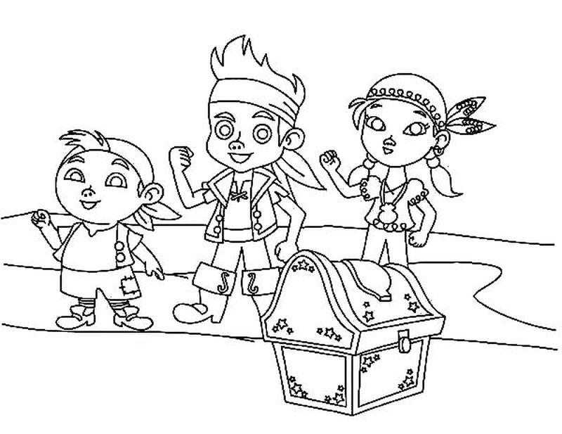Dltk Pirate Coloring Pages