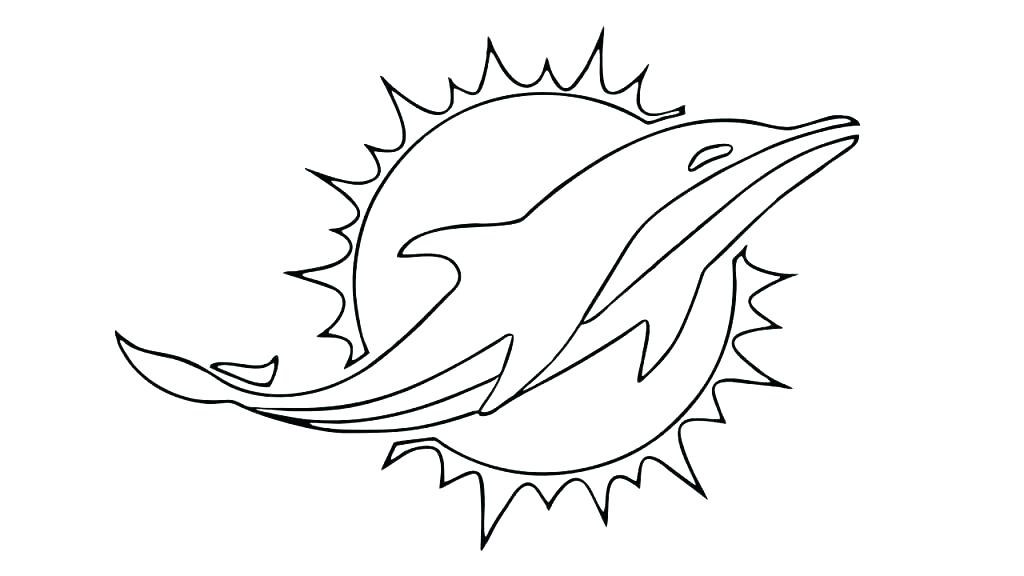 Dolphin Coloring Pages Print