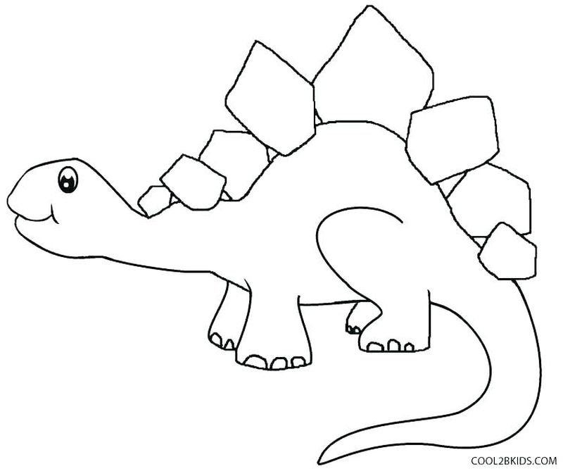 Dragon And Dinosaur Coloring Pages