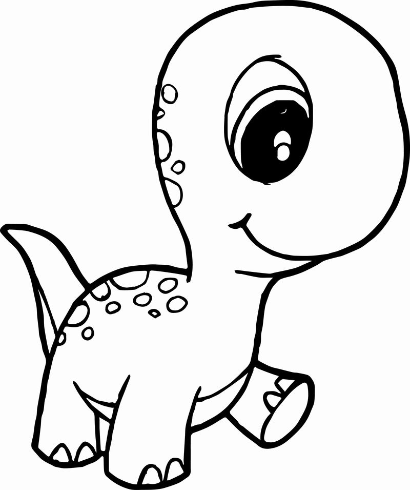 Dragon Coloring Pages Cute