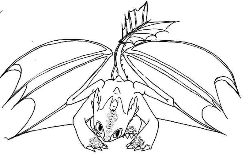 Dragon Coloring Pages Wings Of Fire