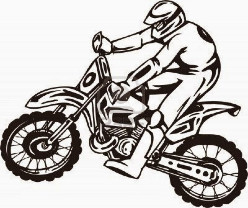 Ducati Motorcycle Coloring Pages
