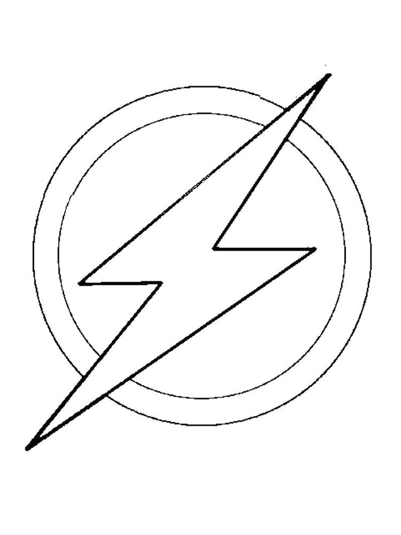 Flash Coloring Pages Online
