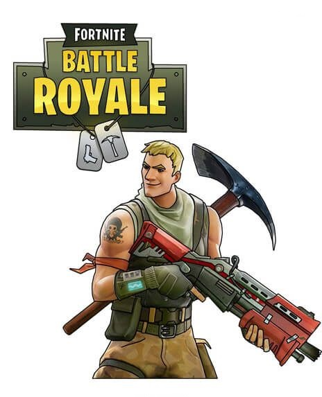 Fortnite Coloring Pages Season 8