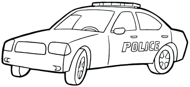 Free Car Coloring Pages Online