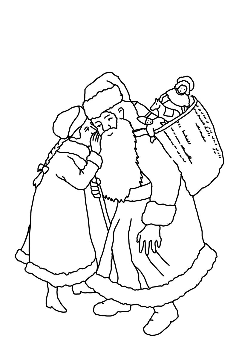 Free Coloring Pages Elf On The Shelf