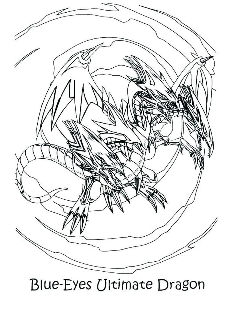 Free Printable Yugioh Coloring Pages free