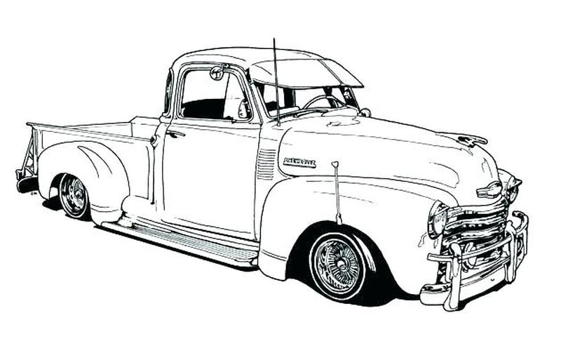 Free Racing Car Coloring Pages