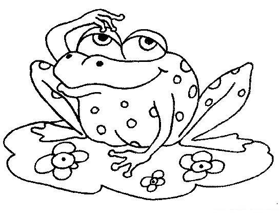 Frog And Toad Coloring Pages Arnold Lobel