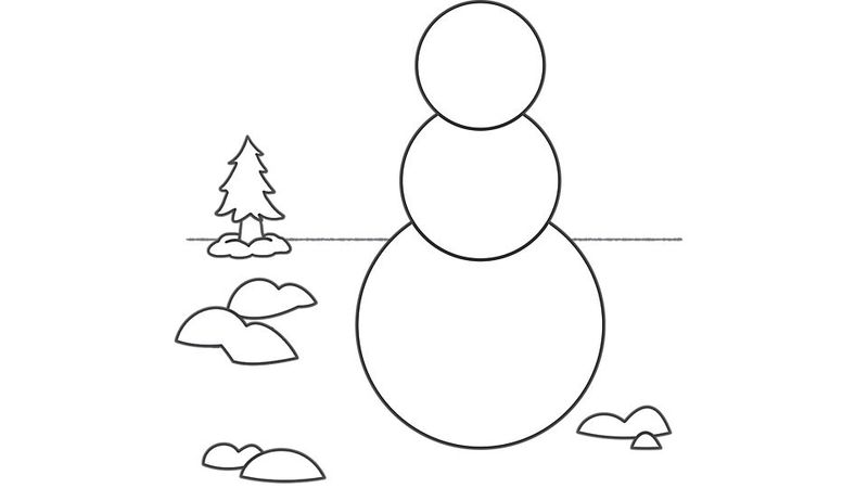 Goosebumps Abominable Snowman Coloring Pages