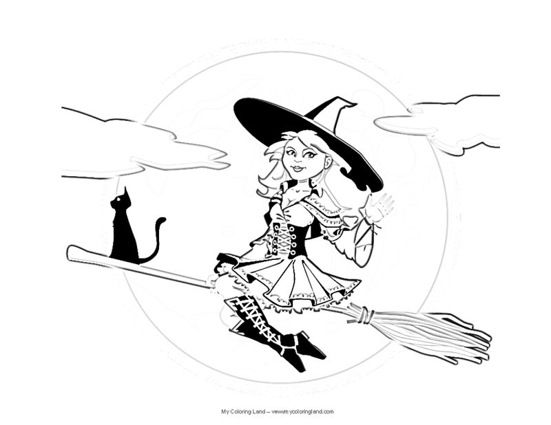 Halloween Coloring Pages Bats