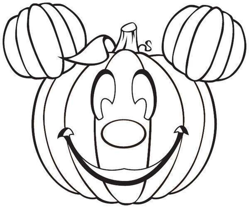 Halloween Coloring Pages Book