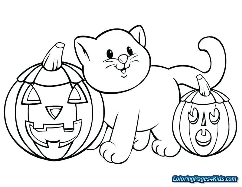 Halloween Coloring Pages For Adults Online
