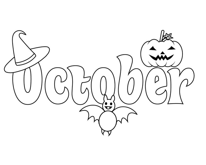 Halloween Coloring Pages For Adults Pdf