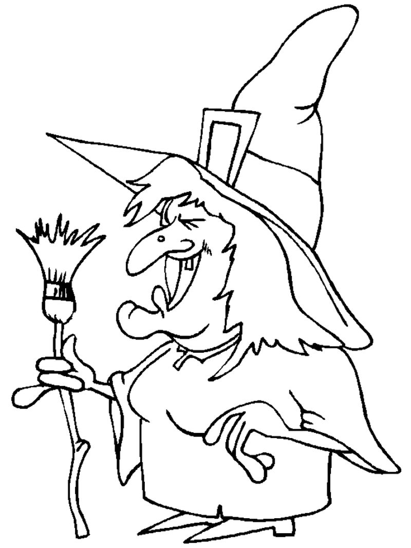 Halloween Coloring Pages Nightmare Before Christmas
