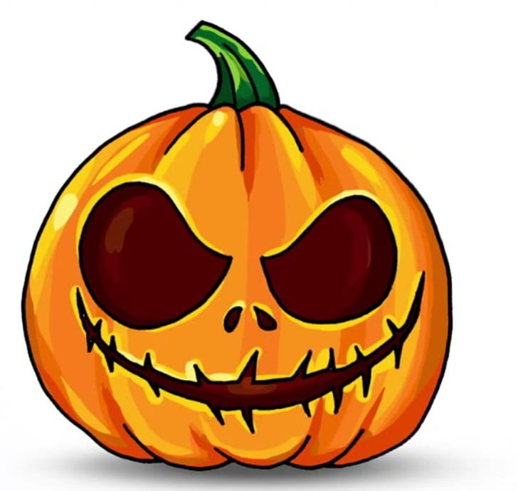 Halloween Coloring Pages Pumpkins