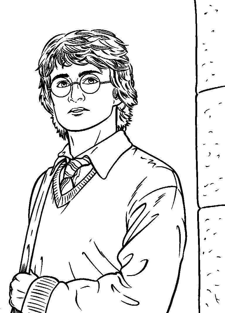 Harry Potter Coloring Pages Ravenclaw
